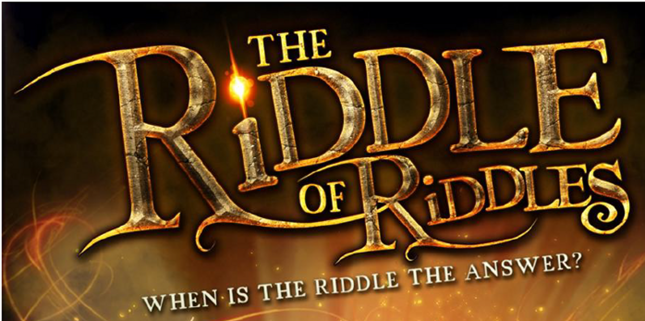 Riddle of Riddles